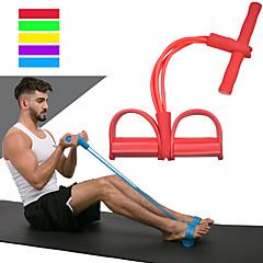 abordables Accesorios para Fitness-Banda de resistencia / Tubo de ejercicio Con 1 pcs EVA Barra de Fuerza Terapia física, Entrenamiento de resistencia por Ejercicio y Fitness / Rutina de ejercicio Deporte