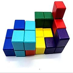 abordables Construcción y Bloques-Bloques de construcción El modelo geométrico Tema Clásico Tradicional Piezas Todo Niño Regalo