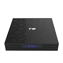 저렴한 오디오 & 비디오 악세사리-PULIERDE T9 TV Box Android 8.1 TV Box RK3328 4GB RAM 32GB ROM 콰드코어 뉴 디자인
