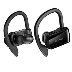 preiswerte Headsets und Kopfhörer-Realtoo QCYDD15--TWS Im Ohr Kabellos Kopfhörer Kopfhörer Polyester Fahren Kopfhörer Mini Headset
