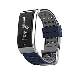abordables Relojes Inteligentes-Pulsera inteligente JSBP-E08 para Android iOS Bluetooth Deportes Impermeable Monitor de Pulso Cardiaco Medición de la Presión Sanguínea Pantalla Táctil Podómetro Recordatorio de Llamadas Seguimiento