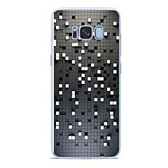 abordables Galaxy S6 Carcasas / Fundas-Funda Para Samsung Galaxy Xperia Z5 Premium / S9 Plus / S9 Diseños Funda Trasera Azulejo Suave TPU para S9 / S9 Plus / S8 Plus