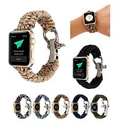 abordables Correas para Apple Watch-Ver Banda para Apple Watch Series 3 / 2 / 1 Apple Correa Deportiva Nailon Correa de Muñeca