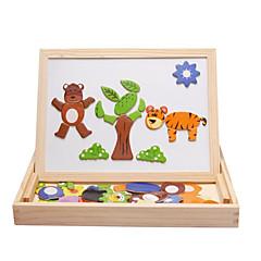 abordables Kid tablet-Juguete de Lectura Todoterreno Letra Nuevo diseño De madera Todo Niños / Niño Regalo 1 pcs