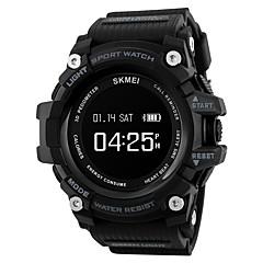 abordables Relojes Inteligentes-Reloj elegante SK-188 para Android iOS Bluetooth Deportes Impermeable Monitor de Pulso Cardiaco Calorías Quemadas Standby Largo Reloj Cronómetro Podómetro Recordatorio de Llamadas Seguimiento del