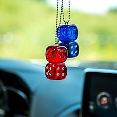 abordables Ambientadores-Rammantic Purificadores de aire para coche Común / Decoración Perfume de coche El plastico / Aceite Eliminar el olor inusual / Función aromática