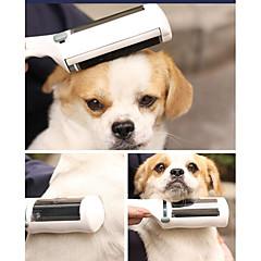 お買い得  犬用品&グルーミング用品-犬用 / 猫用 グルーミングキット コーム ケース付き / 柔軟な調整可能 ホワイト