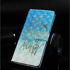Недорогие Кейсы для iPhone X-Кейс для Назначение Apple iPhone XR / iPhone XS Max Кошелек / Бумажник для карт / со стендом Чехол Слова / выражения Твердый Кожа PU для iPhone XS / iPhone XR / iPhone XS Max