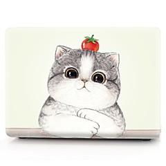 billiga MacBook-tillbehör-MacBook Fodral Djur Plast för Ny MacBook Pro 15'' / Ny MacBook Pro 13'' / MacBook Pro 15 tum