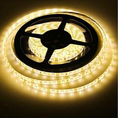 preiswerte LED Lichtstreifen-SENCART 5m Flexible LED-Leuchtstreifen 300 LEDs 2835 SMD RGB / Weiß / Rot Schneidbar / Dekorativ / Verbindbar 12 V 1pc