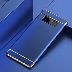 hesapli -Pouzdro Uyumluluk Samsung Galaxy Note 9 / Note 8 Kaplama Arka Kapak Solid Sert PC için Note 9 / Note 8