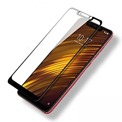 cheap Screen Protectors for Xiaomi-Screen Protector for Xiaomi Xiaomi Pocophone F1 Tempered Glass 1 pc Full Body Screen Protector 5D Touch Compatible