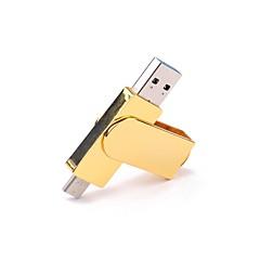 preiswerte USB Speicherkarten-32GB USB-Stick USB-Festplatte USB 3.0 / Typ-C Metal Unregelmässig Kabellose Speichergräte