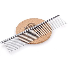 cheap Dog Supplies & Grooming-Dogs / Cats Health Care Comb Portable / Travel / Casual / Daily Silver