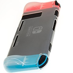 Недорогие Аксессуары для Nintendo Switch-Беспроводное Игровой контроллер Case Protector Назначение Nintendo Переключатель ,  Игровой контроллер Case Protector ABS 1 pcs Ед. изм