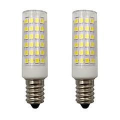 お買い得  LED 電球-2pcs 4 W 340 lm E14 LEDコーン型電球 T 78 LEDビーズ SMD 2835 装飾用 温白色 / クールホワイト 220-240 V