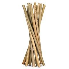 abordables Pajitas y mezcladores-Vasos Pajitas Madera / Bambú Termoaislante Evento / Fiesta / Casual / Diario