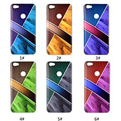 Недорогие Чехлы и кейсы для Xiaomi-Кейс для Назначение Xiaomi Mi 8 / Mi 8 SE С узором Кейс на заднюю панель Мрамор Мягкий ТПУ для Xiaomi Redmi Note 5 Pro / Xiaomi Mi 8 / Xiaomi Mi 8 SE