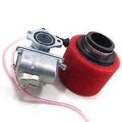 preiswerte Autozubehör-molkt 26mm carb farbe luftfilter set für lifan 125 yx140 loncin 150ccm dirt pit bike atv