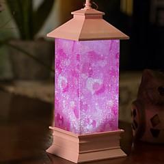 お買い得  LED アイデアライト-1個 LEDナイトライト ピンク USB かわいい / 創造的 5 V
