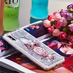 Недорогие Чехлы и кейсы для Xiaomi-Кейс для Назначение Xiaomi Xiaomi Mi Mix 2S Защита от удара / Сияние и блеск Кейс на заднюю панель Сова / Сияние и блеск Мягкий ТПУ для Xiaomi Mi Mix 2S