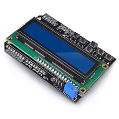 abordables Módulos-1602 módulo de pantalla lcd display v3 para arduino uno r3 mega2560 nano
