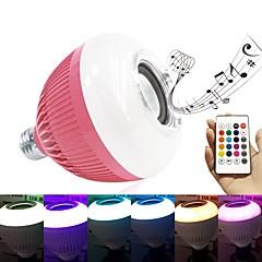 お買い得  LED 電球-brelongはスマートなブルートゥースの音楽球根1個を導いた