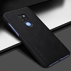 abordables Novedades-Nillkin Funda Para Huawei Huawei Mate 20 Pro / Huawei Mate 20 Soporte de Coche / con Ventana / Flip Funda de Cuerpo Entero Un Color Dura Cuero de PU para Huawei Mate 20 pro / Huawei Mate 20 / Huawei