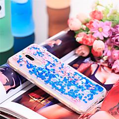 Недорогие Чехлы и кейсы для Huawei Mate-Кейс для Назначение Huawei Mate 10 lite Защита от удара / Сияние и блеск Кейс на заднюю панель Сияние и блеск / Цветы Мягкий ТПУ для Mate 10 lite