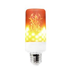 お買い得  LED 電球-YWXLIGHT® 1個 6 W 550-600 lm E14 / B22 / E12 LEDコーン型電球 T 99 LEDビーズ SMD 3528 調光可能 / 装飾用 / フレームのちらつき 温白色 85-265 V