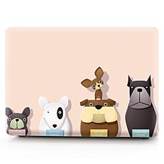 """abordables Accessoires de MacBook-MacBook Etuis Animal / Bande dessinée PVC pour MacBook Air 11 pouces / MacBook Pro 13 pouces / New MacBook Air 13"""" 2018"""