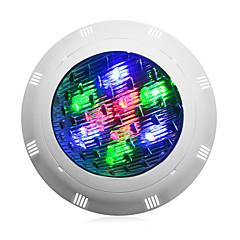 abordables Aplique para Exterior-1pc 9 W Luces Bajo el Agua Impermeable Blanco Fresco / RGB / Blanco 12 V Iluminación Exterior / Piscina 9 Cuentas LED