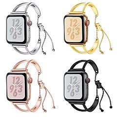 ieftine -Uita-Band pentru Apple Watch Series 5/4/3/2/1 Apple Catarama Clasica Oțel inoxidabil Curea de Încheietură