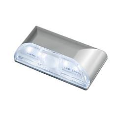 お買い得  LED アイデアライト-ywxlight®キッチンライトキャビネットのドアキーのライトの下で電池を引っ張ったモダンミニモーションセンサーのライト夜のライトDC 12V