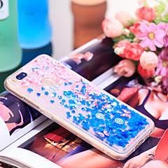 Недорогие Чехлы и кейсы для Xiaomi-Кейс для Назначение Xiaomi Mi 5X Защита от удара / Сияние и блеск Кейс на заднюю панель Сияние и блеск / Цветы Мягкий ТПУ для Xiaomi Mi 5X