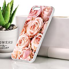 abordables Carcasas / Fundas para Huawei-Funda Para Huawei Honor 7A Ultrafina / Diseños Funda Trasera Flor Suave TPU para Honor 7A