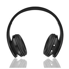 お買い得  ヘッドセット、ヘッドホン-COOLHILLS nx-8252 ヘアバンド Bluetooth4.1 ヘッドホン イヤホン ABS + PC 携帯電話 イヤホン 折りたたみ式 / ステレオ ヘッドセット