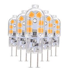 preiswerte LED-Birnen-5 Stück 3 W 200-300 lm G4 / G8 LED Doppel-Pin Leuchten T 12 LED-Perlen SMD 2835 lieblich 12 V