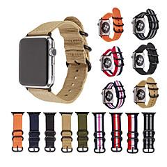 ieftine -Uita-Band pentru Apple Watch Series 5/4/3/2/1 Apple Banderola Sport Nailon Curea de Încheietură