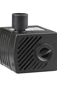 preiswerte -Aquarien Aquarien Wasserpumpen Brunnen Ohne Lärm Energieeinsparung Kunststoff 2W220VVKunststoff