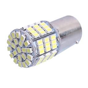 Недорогие Прочие светодиодные лампы-SO.K 1 шт. BA15S (1156) Лампы 3 W Высокомощный LED 500 lm 85 Светодиодная лампа Задний свет For Универсальный