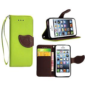 levne iPhone pouzdra-SHI CHENG DA Carcasă Pro Apple iPhone X / iPhone 8 Plus / Pouzdro iPhone 5 Peněženka / Pouzdro na karty / se stojánkem Celý kryt Jednobarevné Pevné PU kůže pro iPhone X / iPhone 8 Plus / iPhone 8