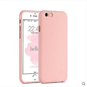 abordables Coques d'iPhone-de ji cas pour apple iphone xr xs xs max couverture arrière solide silicone souple de couleur pour iphone x 8 8 plus 7 7plus 6s 6s plus se 5 5s