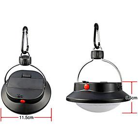 olcso Zseblámpák-1 Lámpások & Kempinglámpák LED LED 60 Sugárzók 350 lm 1 világítás mód Sürgősségi Kempingezés / Túrázás / Barlangászat