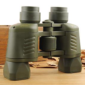 ieftine Binocluri-50 X 50 mm Binocluri High Definition Vedere nocturnă Πολλαπλών επιστρώσεων Plastic