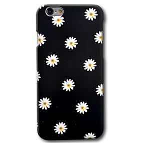 abordables Coques pour iPhone 5S / SE-Coque Pour Apple iPhone 8 / iPhone 8 Plus / iPhone 6 Plus Motif Coque Fleur Dur PC pour iPhone 8 Plus / iPhone 8 / iPhone 6s Plus