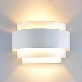 billige Væglamper-Lightinthebox Moderne / Nutidig Stil Metal Væglys 110-120V / 220-240V 60W