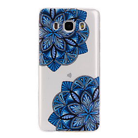 cheap Cases / Covers for Samsung-Case For Samsung Galaxy Samsung Galaxy Case Pattern Back