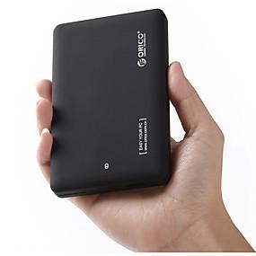 economico Custodie per Hard drive-ORICO USB 3.0 a SATA 3.0 Recinzione esterna per disco rigido Plug-and-Play / Installazione senza utensili / Luce e comodo / con indicatore LED 1000 GB 2599US3