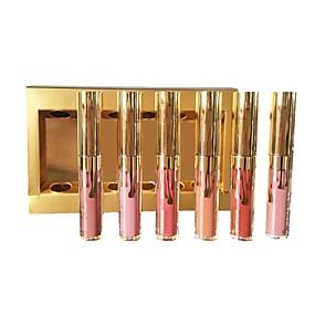 cheap Makeup & Nail Care-1 pcs Daily Makeup Makeup Tools Liquid Lip Gloss Wet Long Lasting / Natural 1160 Cosmetic Daily Grooming Supplies